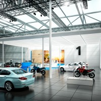 BMW Shanghai Motorshow 2013